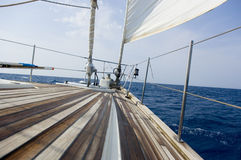 Free Horizon Over The Deck Stock Photos - 2258973