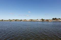 Horizon of Porto Seguro - Bahia, Brasil. Royalty Free Stock Photography