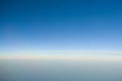 Horizon sky