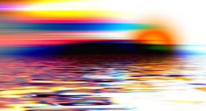Horizon, Sky, Wave, Sea Stock Photos