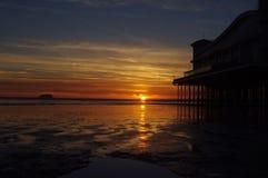 Horizon, Sunset, Sunrise, Sky stock images