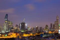 Horizon Thaïlande de Bangkok photographie stock