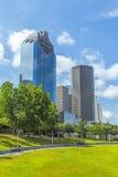 Horizon van Houston, Texas stock afbeelding