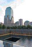 Horizon van Zuidenpool bij 911 Herdenkings en Museum royalty-vrije stock foto's
