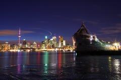 horizons Toronto images stock