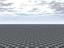 Horizont Stockfoto