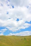 Horizont del cielo Imágenes de archivo libres de regalías