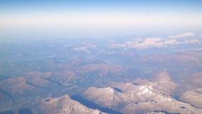 Horizont der Planetenerde lizenzfreie stockfotos