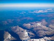Horizont der Planetenerde stockbild
