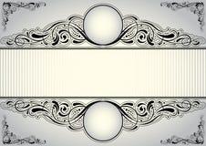 Horizontaal ontwerp als achtergrond Stock Fotografie