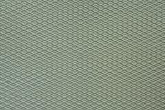 Horizontaal romboïdaal patroon op isolatiepaneel Stock Afbeelding