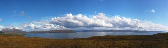Horizontal écossais Images libres de droits