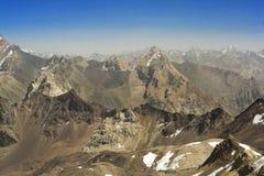 Horizontal 04 de montagne Photographie stock libre de droits