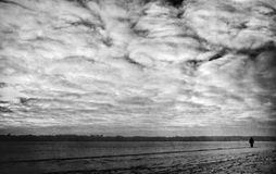 Horizontal Photographie stock