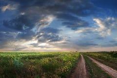 Horizontal Photo libre de droits