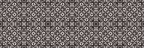 horizontal abstract geometric design of circle for pattern and b Stock Image