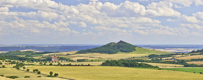 Horizontal agricole Images libres de droits