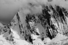 Horizontal alpestre Images stock