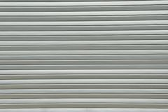 Aluminum lines as a industrial background. Horizontal aluminum lines as a industrial background Royalty Free Stock Photos