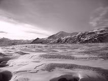 Horizontal arctique Photos libres de droits