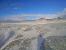 Horizontal arctique Images libres de droits