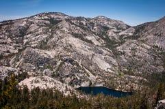 Horizontal autour de Lake Tahoe Photo libre de droits