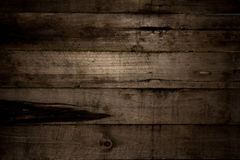 Horizontal Barn Wooden Wall Planking Texture. Reclaimed Old Wood Stock Photography
