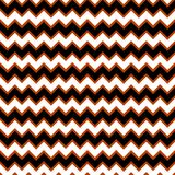Horizontal black and red wavy lines seamless/tileable pattern/texture. Horizontally and vertically seamless Royalty Free Stock Image