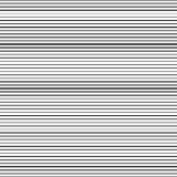 Horizontal black stripes Royalty Free Stock Images