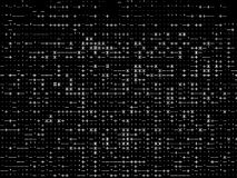 Horizontal black and white computer symbols texture background. Hd Royalty Free Stock Images