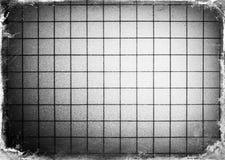 Horizontal black and white film scan plate illustration backgrou. Nd Stock Image