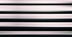 Horizontal black and white steel metal lines abstraction Stock Image