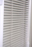 Horizontal blinds Royalty Free Stock Photos