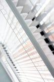 Horizontal blinds Royalty Free Stock Photos