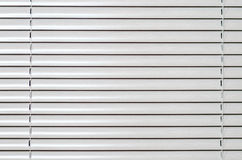 Horizontal blinds Royalty Free Stock Photography