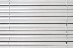 Horizontal blinds Royalty Free Stock Photography