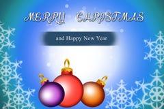 Horizontal blue digital background with white Stock Image
