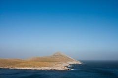Horizontal côtier au cap Tenaro Photographie stock libre de droits
