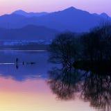horizontal chinois photographie stock libre de droits