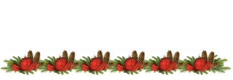 Large Round Christmas Ornaments
