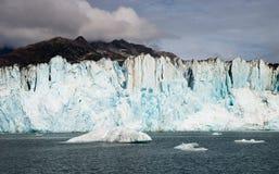Alaska Glacier Kenai Fjords National Park Icebergs Bay Water royalty free stock photos