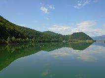 Horizontal d'été en Roumanie images stock