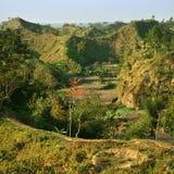 Horizontal d'île de Maheshkhali Images libres de droits