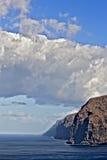 Horizontal d'île de Tenerife Images stock
