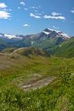 Horizontal d'Alaska Photographie stock
