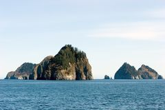 Horizontal d'Alaska Photos libres de droits
