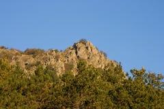 Horizontal d'Apennines Photographie stock libre de droits