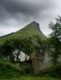 Horizontal d'Irisch Photographie stock libre de droits