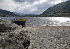 Horizontal d'Irlandais de côte Photographie stock libre de droits