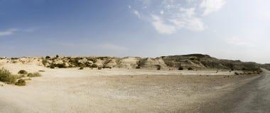 Horizontal dans Bethany, Jordanie photographie stock